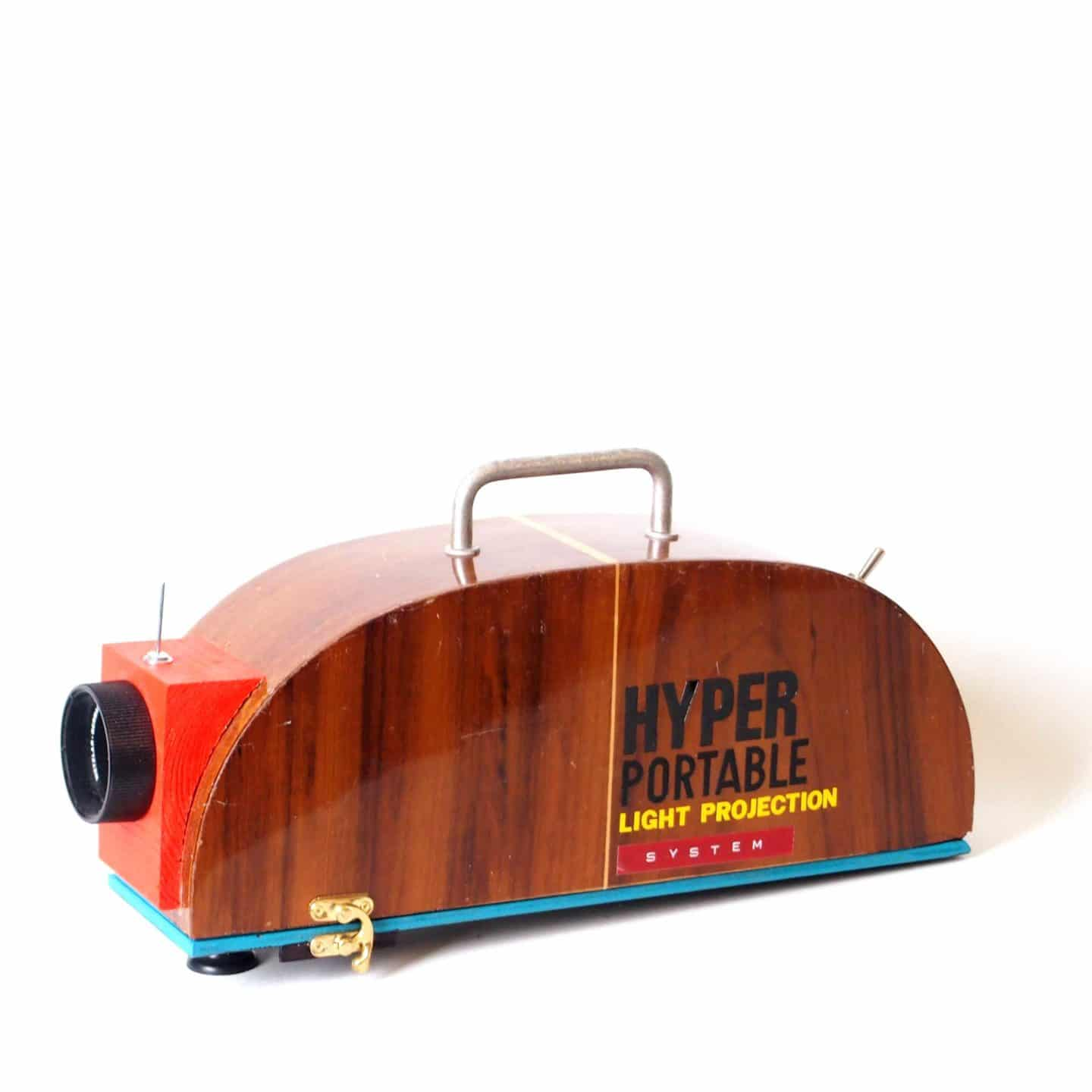 Hyper Portable Light Projection