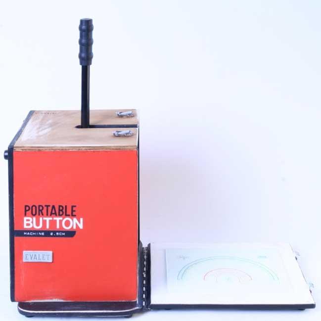 Portable Button Machine