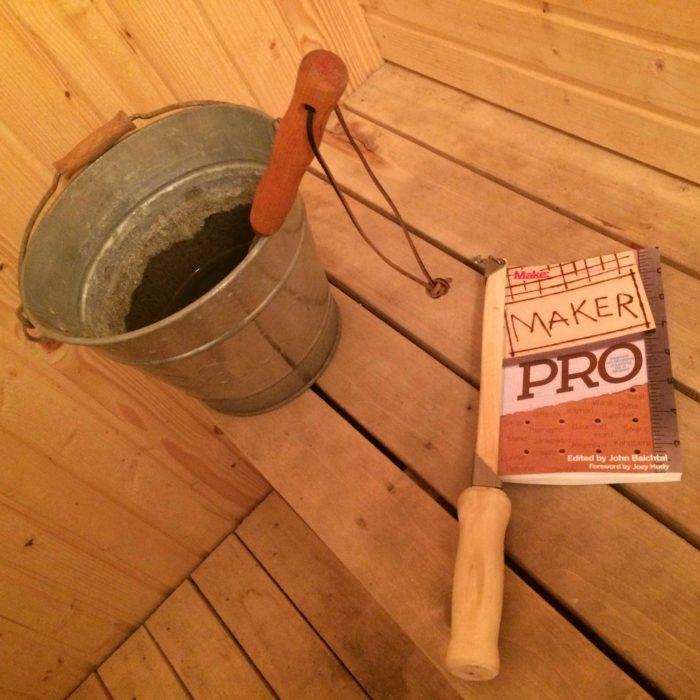 Sauna Stick